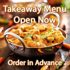 Quality Indian's curry takeaway menu is Open Now