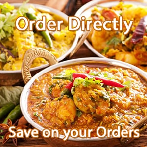Order from Quality Indian in Harlow instead of Just Eat